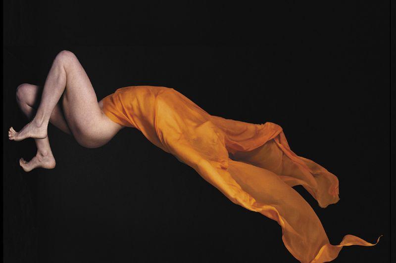 """Morīnas Flemingas izrāde """"B. MADONNA"""" (ASV)"""