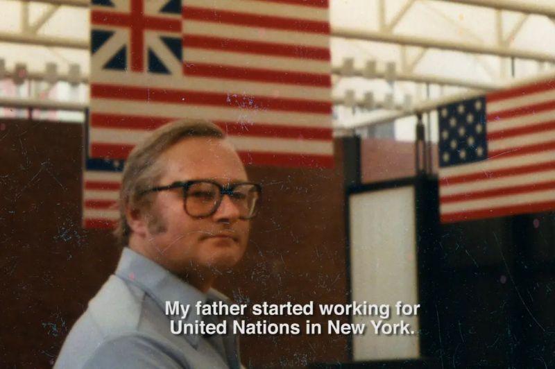 Spiegs, kurš mans tēvs