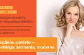 Irēna Jankovska. Stila meistarklase dāmām: Mūsdienu sieviete – sievišķīga, šarmanta, moderna