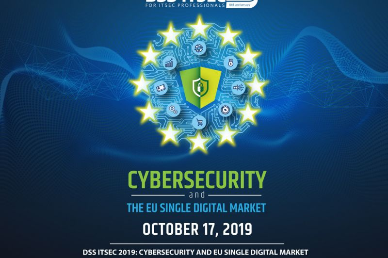 DSS ITSEC 2019: EU Digital Single Market