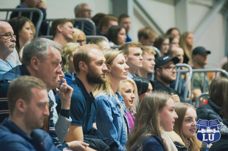 Pafbet LAT-EST BL: Latvijas Universitāte - Tartu Ülikool