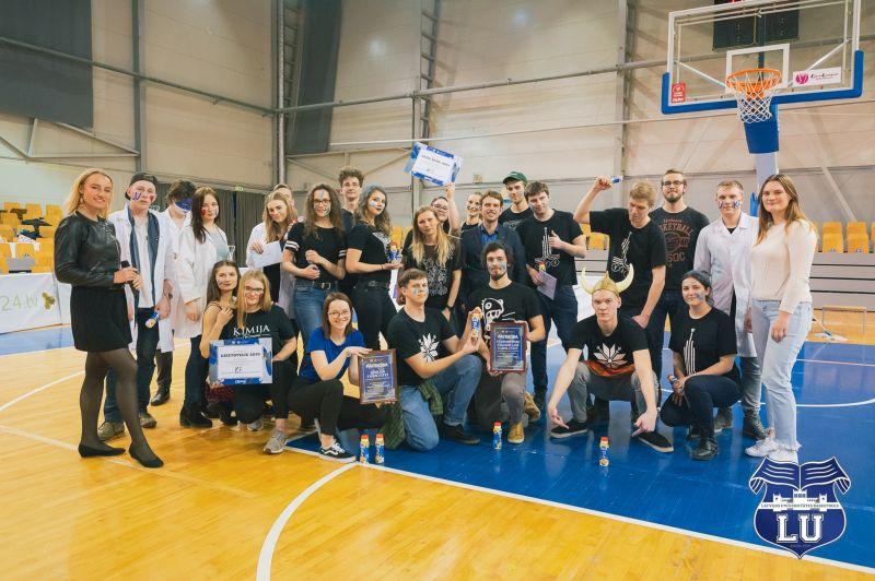 Pafbet LAT-EST BL: Latvijas Universitāte - Ventspils
