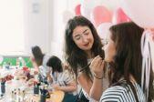 Divu dienu Make-Up apmācības