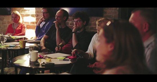 Двух дневный воркшоп «мобильное кино» с профессором Карлом Бардошем из Нью-Йорка
