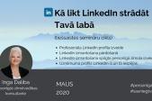 Uzņēmuma profils LinkedIn-ā un tā iespējas