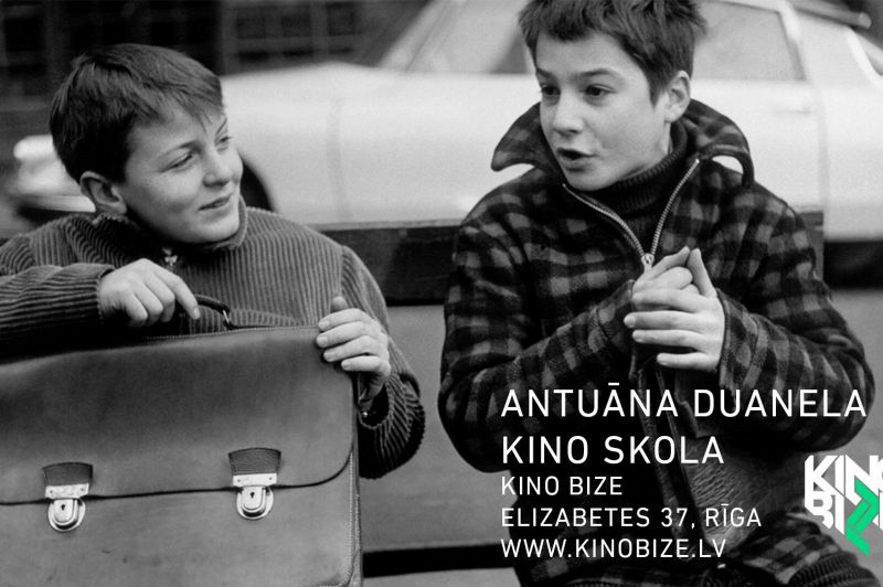 Antuāna Duanela kino skola | astoņi režisori